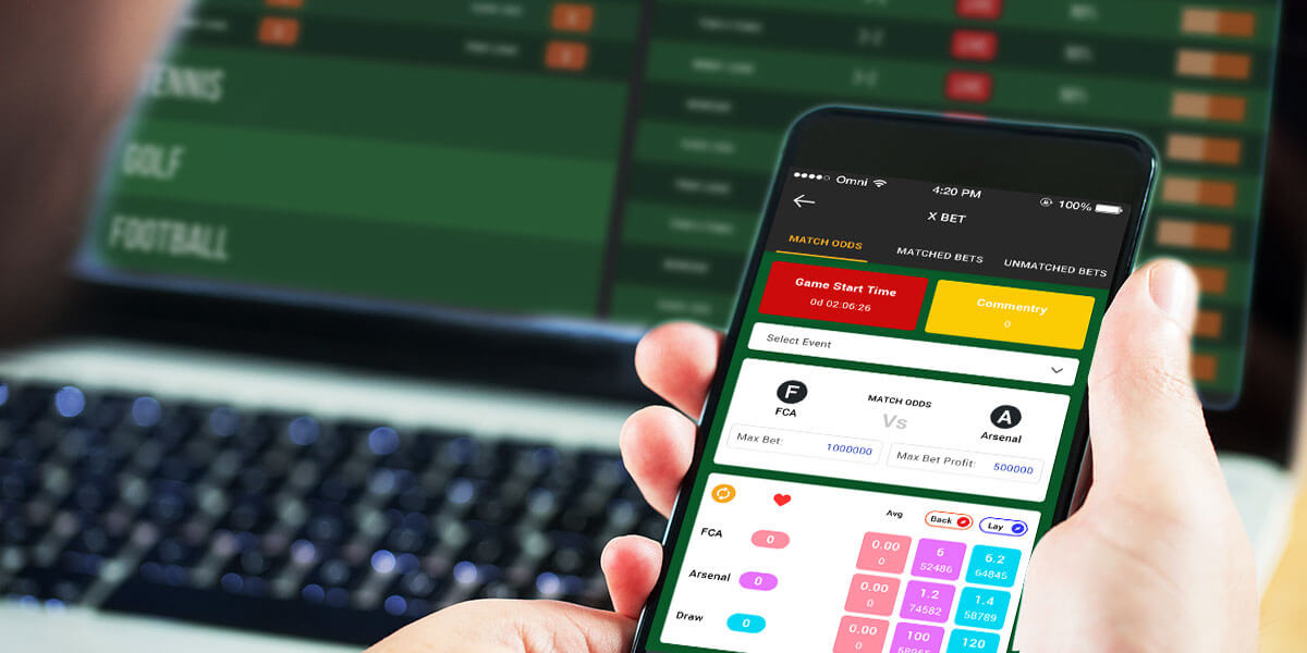 Creating A Betting Application
